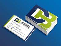 Descartes Biometrics Business Cards