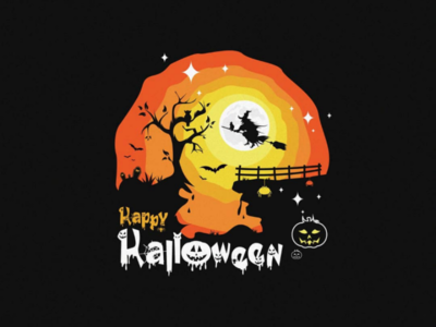 Halloween for clothing