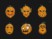 Famous Pumpkins 2