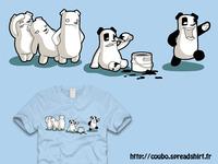 I just wanna be a panda