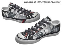Kaboom now on shoes!