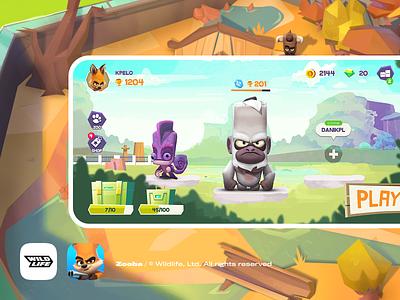 Zooba app games wildlife zooba