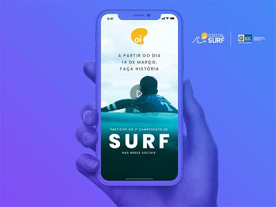 Oi rio de janeiro mobile app surf oi