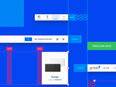 Resize Components shapes header button resize card ui ui design design system components
