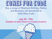 Cones for Code