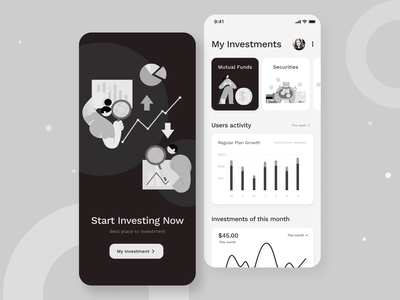 analytics chart analystics 001 uidesign design uiux dailyui app interfacedesign