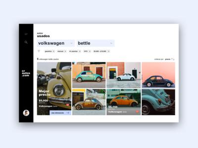 E-commerce [cars]