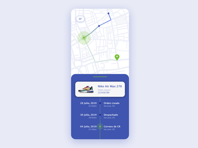 Location tracker [package] by Yuls Walters on Dribbble