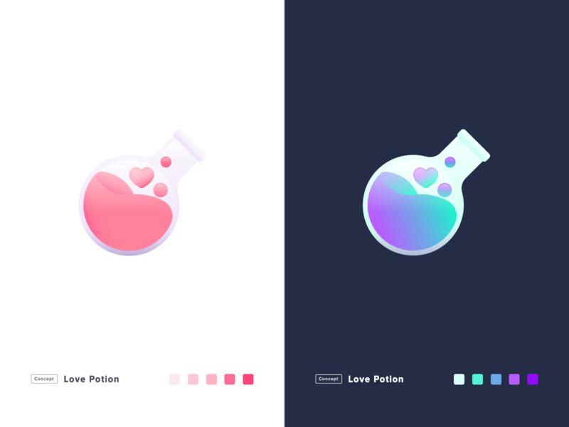 Love Potion Logo