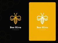 Bee Hive Finance Logo