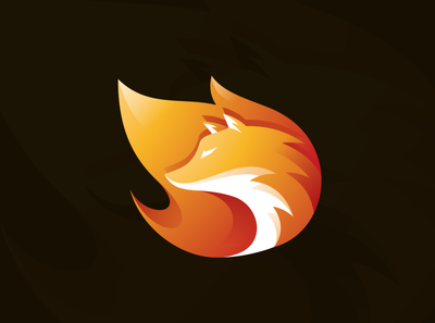 Flame Fox logo