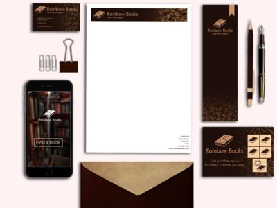 Conceptual Design - Rainbow Books