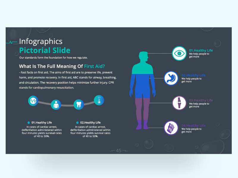 First Aid PowerPoint Presentation Template