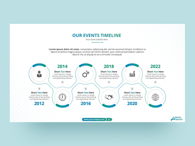 Annual Report PowerPoint Presentation Template corporate annual report design annual report annual report chart slides pptx clean presentation creative powerpoint infographic design business powerpoint template