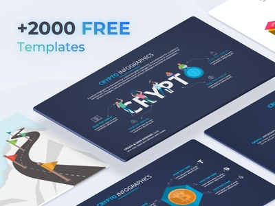 +2000 Free PowerPoint Templates