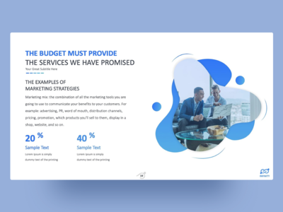 Infinity PowerPoint Presentation Template