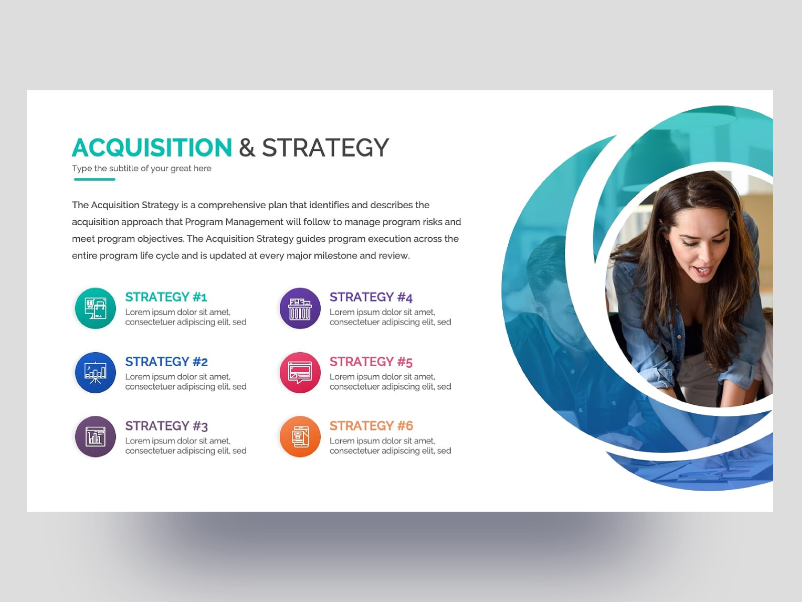 Canoply Business Plan PPT Presentation Template by Premast on Dribbble