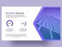 Blockchain PPT Business Presentation Template