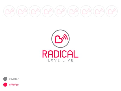 Radical Love Live Logo