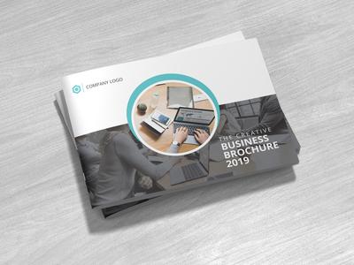 Landscape Business Brochure Design