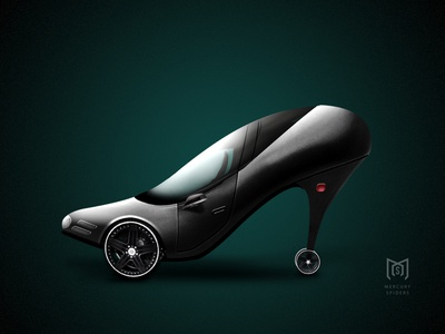 Supercar Manipulation from a heel.