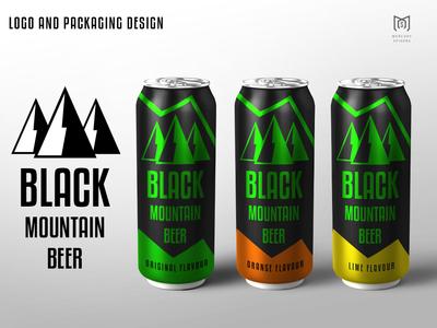 Beer Logo And Packaging Design