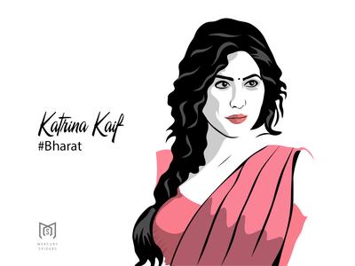 Katrina Kaif Illustration