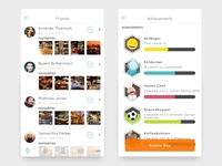 Location-based social app