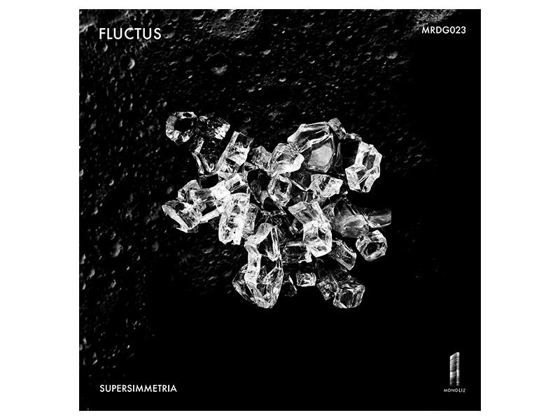 Album Art - Monolith Records/Supersimmetria glass physics quantum fluctus supersimmetria records monolith albumart techno design dark coverart