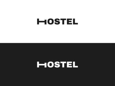 Hostel Logo Concept