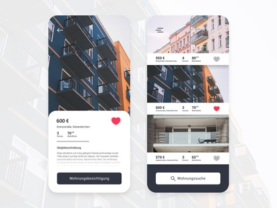 Home Search Mobile App #1