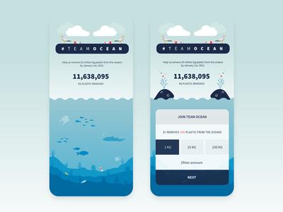 Team Ocean Mobile Concept #1