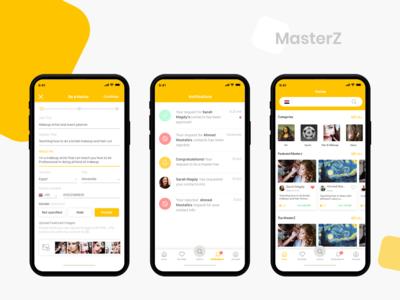 Masterz | Course App Experimental - Shot 2