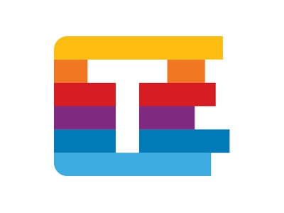 Telecast app branding logo