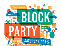 Bricarts blockparty ednacional sml