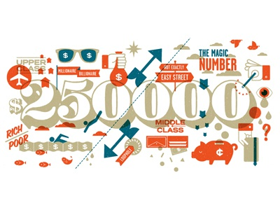 The Magic Number - Full new york times illustration money taxes week in review