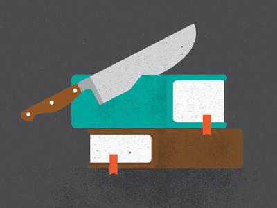 Cut Stuff illustration sketch killed