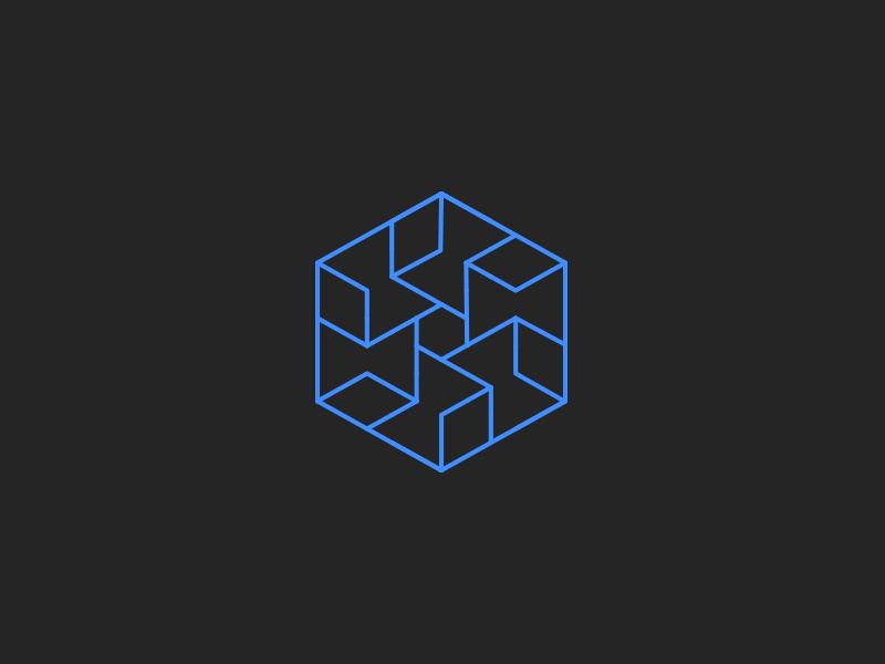 Logos hexagon