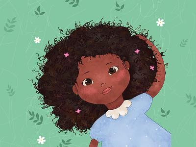 Pebblina in the Wonderland draw drawing book children childrensbook photoshop design illustration