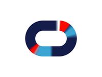 Colisee GP f1 race track center shop segment dynamics speed circle prix grand logoped symbol mark russia design logotype logo