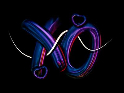 XO <3 web branding design