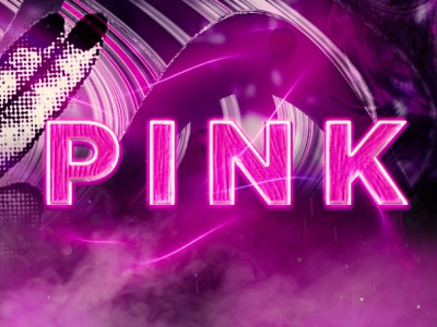 pink banner website illustration vector animation web branding design