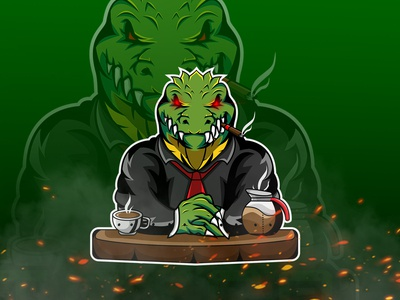Boss Crocodile