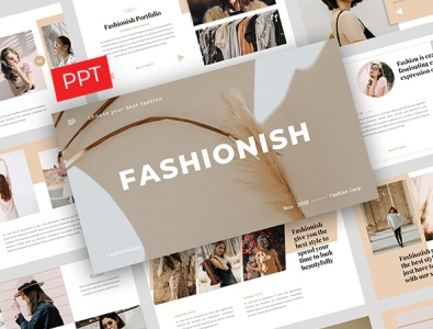 Fashionish - Style PowerPoint Template