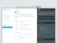 Verified iD API