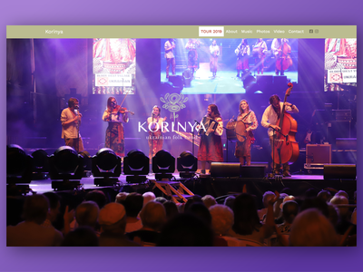Korinya Website