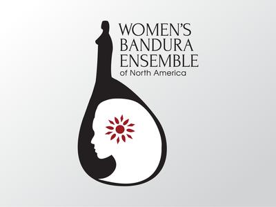 Women's Bandura Ensemble Logo Design