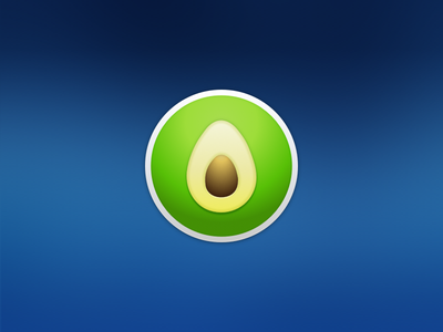 Hello Avocode mac yosemite app icon avocode sketch green practice