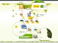 Garden homepage