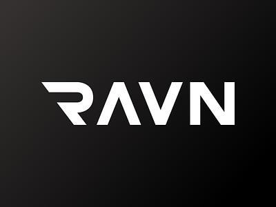 Ravn logo final branding typography logo